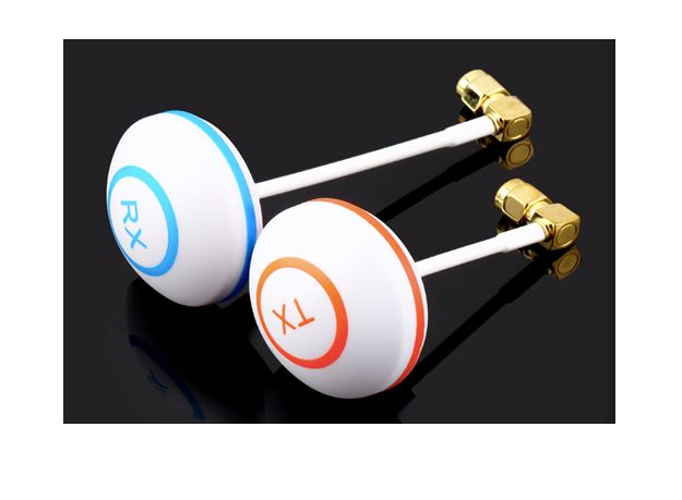 KF-58-03	5.8G clover Antenna 	RT and XT 1 pair
